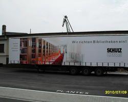 LKW-Planen / Schiebevorhang