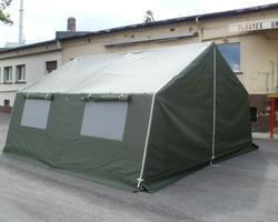 Zelt aus PVC-hochfestgewebe